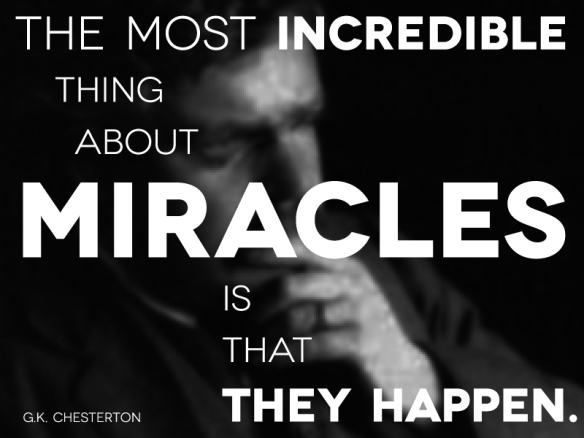 Chesterton-miracles